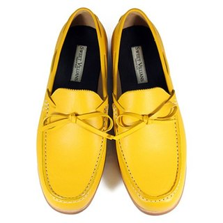 Toadflax M1122 Gold Brick leather loafers