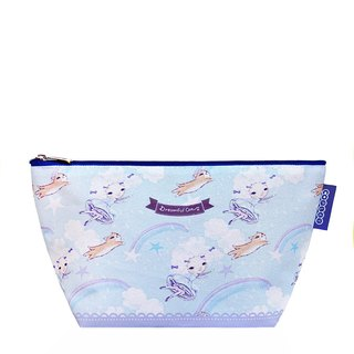 COPLAY  cosmetic bag- cotton candy girl