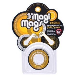 3+ MagiMags Magnetic Tape    19mm x 3M Classic.Gold