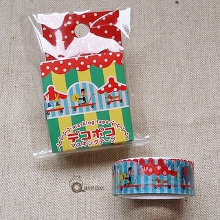 VQ-goods x Shinzi Katoh Kato Shinji Joint Lace Paper Tape (MDT04-28)