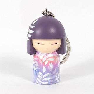 Key ring - Masae heartfelt dedication [Kimmidoll and Fu doll key ring]