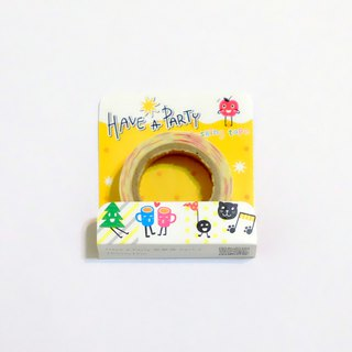 Party Planet: Have a Party paper tape Part.1