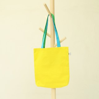 [BestFriend] sail Butuo Te bags - (Long Handle / yellow blue)