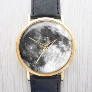 Full Moon - Women's Watch / Men's Watch / Neutral Table / Accessories [Special U Design]