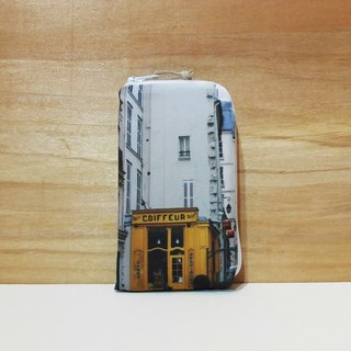 [Travel] good phone sets (small) ◆ ◇ ◆ Paris last barber shop ◆ ◇ ◆