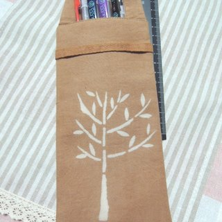 [Potato] Mumu vegetation stained palm vegetable dyes pen glasses bags (Tree paragraph Nordic Wind)