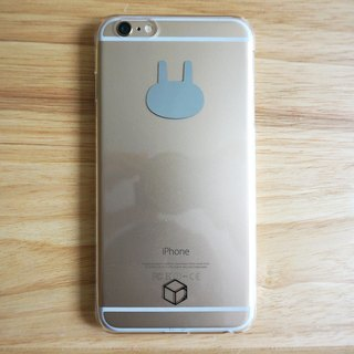 YanComic continually multiply DISENO iPhone 6 / 6s Plus Phone Case (rabbit head section)