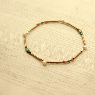 ◆hippie◆ Lima│Vintage Cute Fine Beaded Bracelet