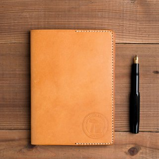 B5 leather book cover