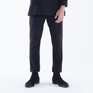 TRAN - Slotted trousers