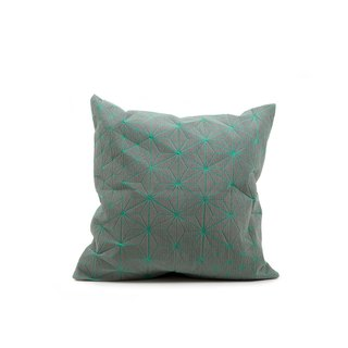 Tamara Pillow Green