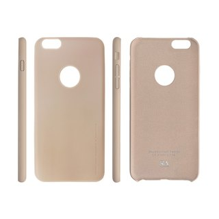【Rolling Ave.】Ultra Slim iphone 6s plus / 6 plus 手感皮質護套-時尚米