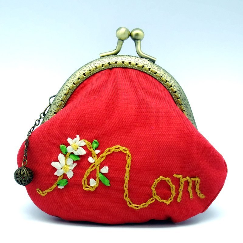 Small clutch / Coin purse (S-144)