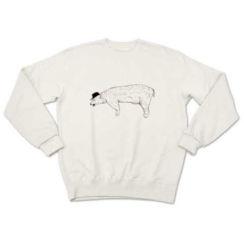 Polar bear(sweat white)