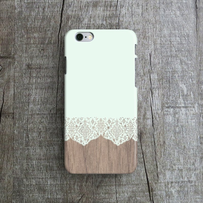 Romantic Lace,- Designer iPhone Case. Pattern iPhone Case. One Little Forest