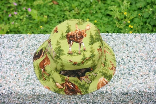 [CrazyBaby] Forest Bear deer / double hat