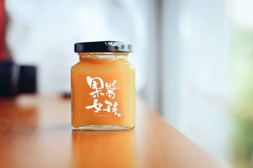 Jam Girl - Two mango jam 140g