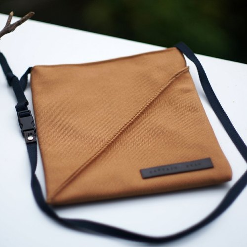 Untitled Cross-Body Bag / Slanting Bag - Original Design by Captain Ryan
