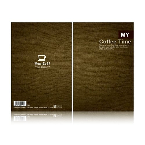 MY Coffee Time Girvan notebook [A6]