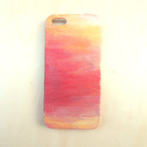 [Painted shell phone smartphone case: Twilight Love Twilight Love: hand-painted Hand-painted]