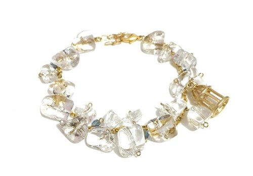 Little Rock Crystal Bracelet