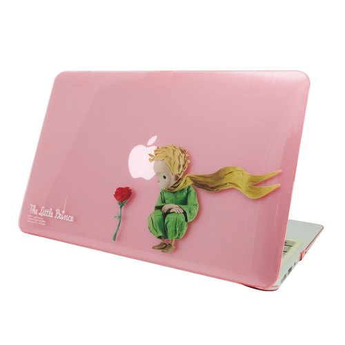 "Little Prince movie version of the authorized series - [Guardian love] ""Macbook Pro / Air 13"" dedicated ""crystal shell"