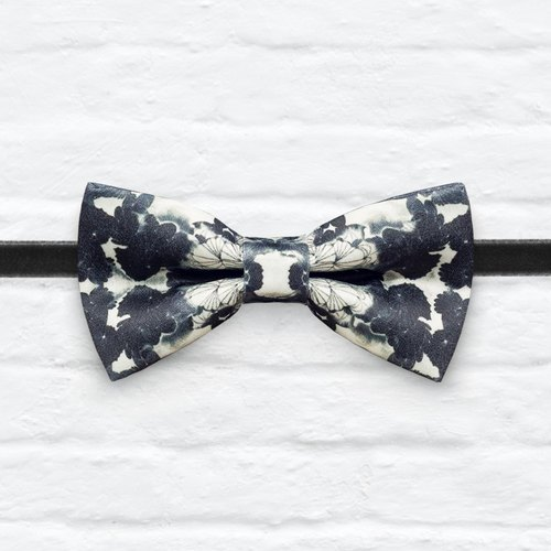 Style 0085 Bowtie - Modern Boys Bowtie, Toddler Bowtie Toddler Bow tie, Groomsmen bow tie, Pre Tied and Adjustable Novioshk