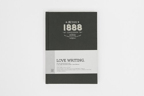 Inkfool 1888 Conqueror Notebook