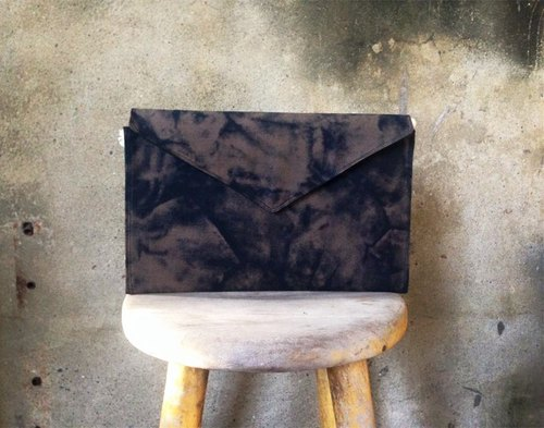 [Clutch / Shoulder Bag / envelope bag Dream Bag- special rendering rubbing paragraph]