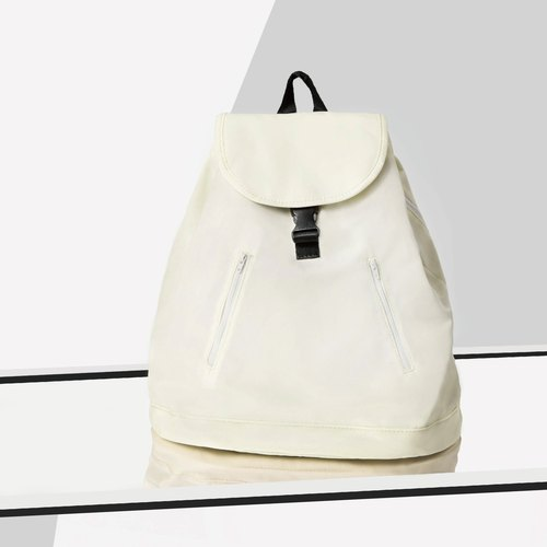 #impeterpeter Backpack in Beige