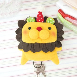 Balloon-Key Cover (Petal Lion)