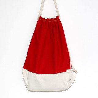 Silverbreeze ~ Bunny Backpack ~ Rainbow Series (Red) (B20)