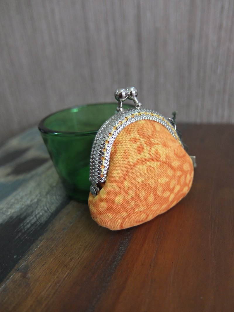 CaCa Crafts   秋葉 5cm 超迷你口金包