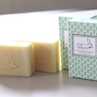 珊瑚藻天然手工面皂 Coralline algae Handmade Herbal Facial Soap