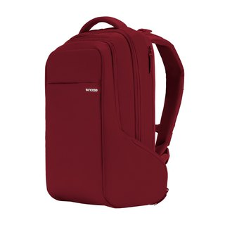 [INCASE] ICON Backpack 15吋 double-layer laptop backpack (red)