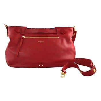 PAZEAL Hunting handbag w/ shoulder 時尚真皮手提肩背包