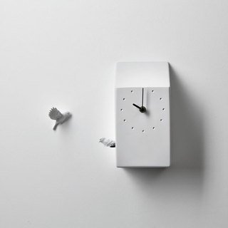 Cuckoo Clock-Home 咕咕 _ Home_Color Edition / Light Gray