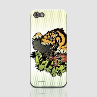 ▷ Umade ◀ TIGER [iPhone7 (i7, i7plus, i6, i6s, i6plus, i6splus, i5se, i5s, i5c) / Android (Samsung, Samsung, HTC, Sony) Phone Case / Accessories - matte hard shell - artists] FooRider (FROM JAPAN) Japanese tradition and the ultimate underground street cult