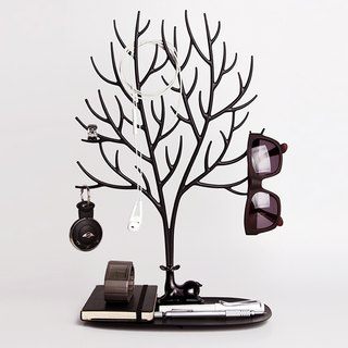 QUALY forest antlers L - jewelry rack
