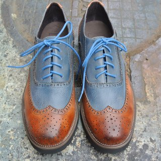 # 908 men's shoes This is not for men's shoes light version of the color mixed Oxford / Blue Mountain coffee