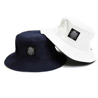Filter017 - hat - Single Jacquard Bucket Hat Herringbone plain hat