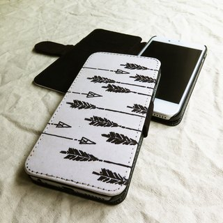 Tribal Arrows, - Designer,iPhone Wallet,Pattern iPhone wallet