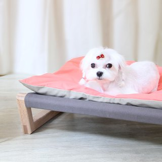 【Mao Furniture】 square hammock (including mattress) -M - for medium-sized pets