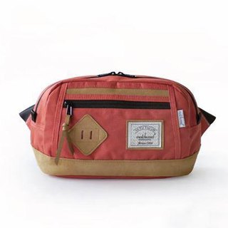 Matchwood Design Matchwood Density purse side backpack red paragraph fixed gear can refer to