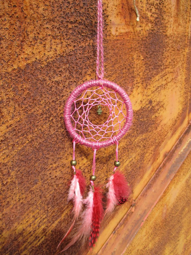 Little kite - dream catcher - deep powder 8 cm