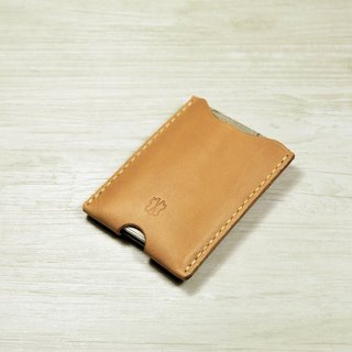 MICO card sets / small wallet (light tea)
