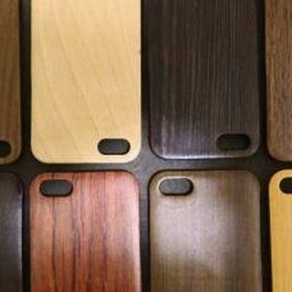 OVERDIGI Mori5 iPhone5 / 5S all natural wood protective shell