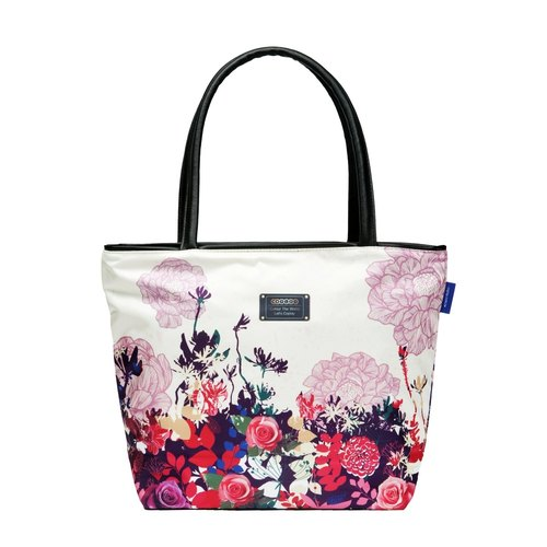 COPLAY tote bag II-my rose garden