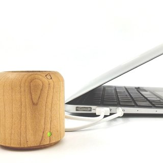 Cannon | 5cm wood crafted speaker