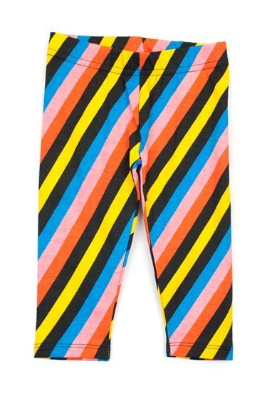 British oh Baby London retro colored organic cotton trousers / leggings